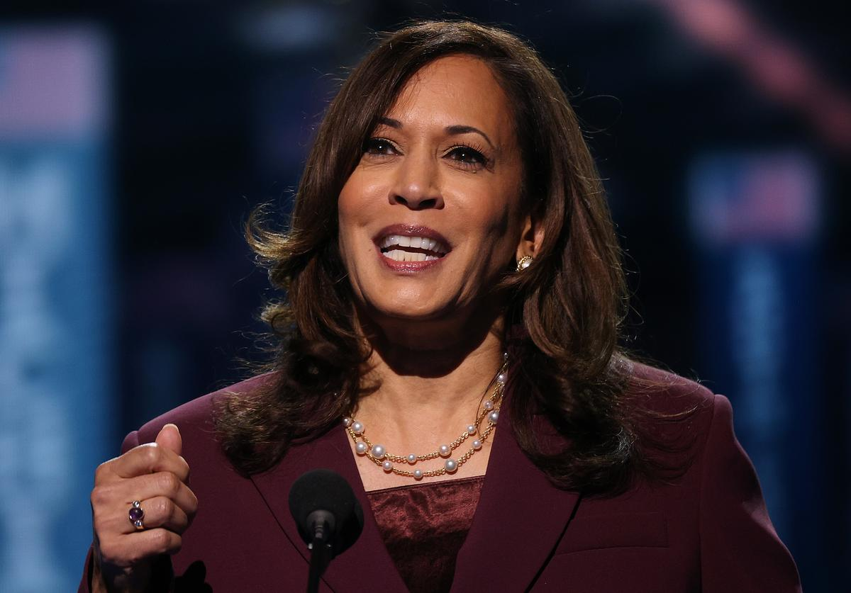 Harris Supports Decriminalizing Marijuana