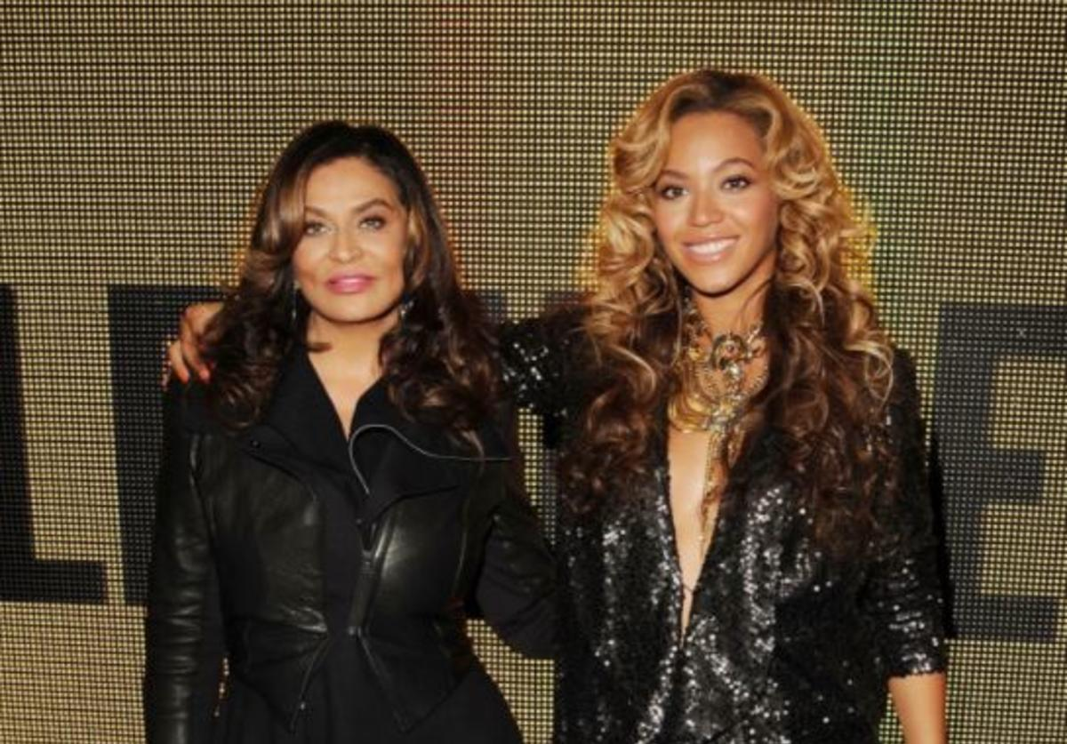 Tina Knowles, Beyonce, Beyince, Interview