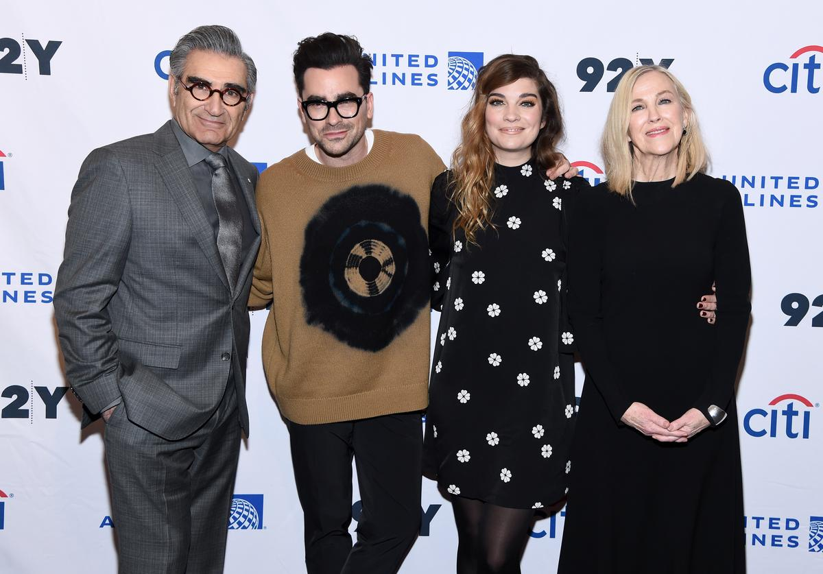 Schitt's Creek, Emmy's, Comedy