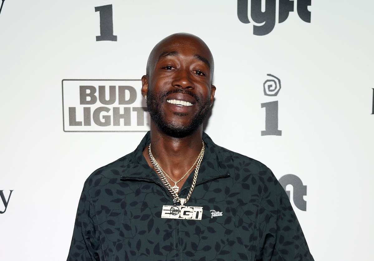 Freddie Gibbs attends IGA X BET Awards Party 2018
