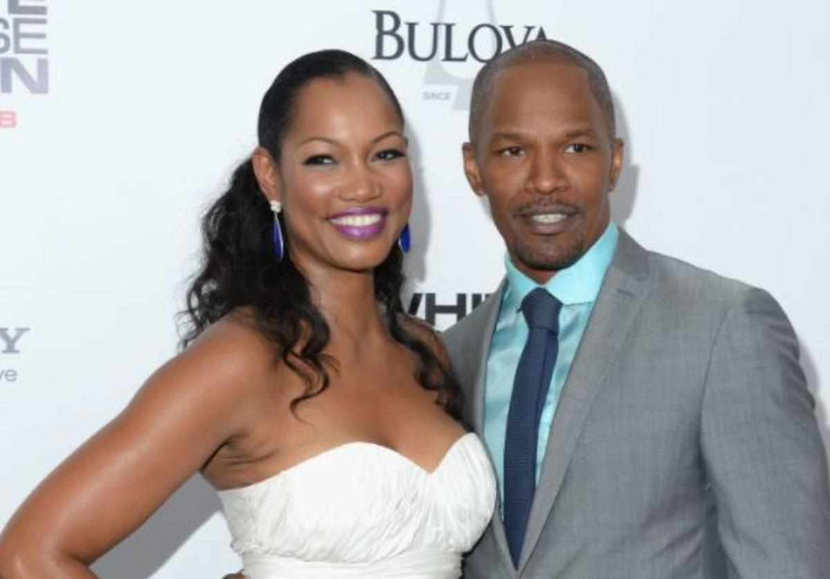 Jamie Foxx, Garcelle Beauvais, Podcast, Going to Bed With Garcelle