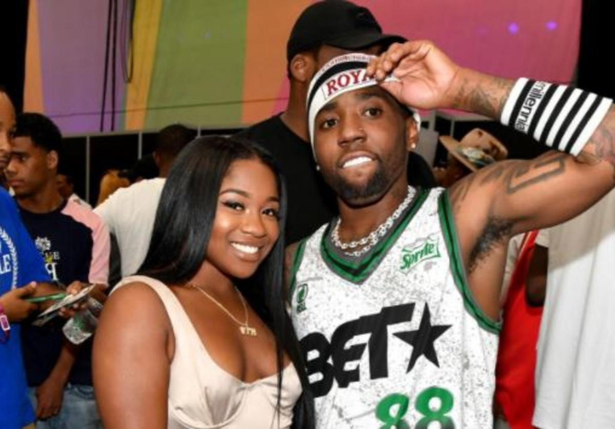 Reginae Carter, YFN Lucci, Armani Caesar, Music Video, Instagram Live
