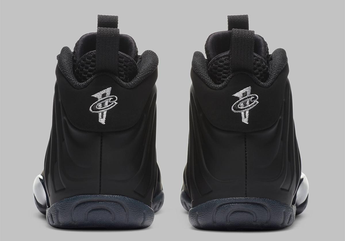 """Nike Air Foamposite One """"Black/Anthracite"""""""