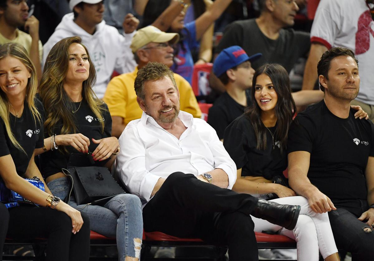 James Dolan, Knicks, Max Rose