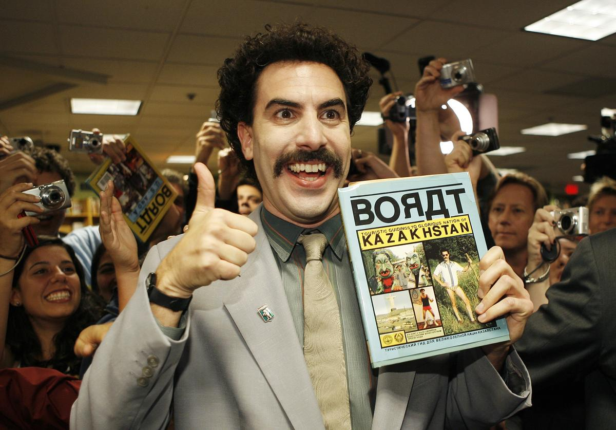 Borat 2 May Be Coming Soon