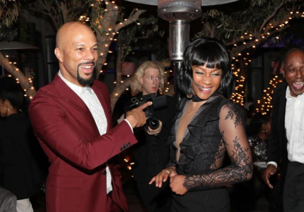 Common, Tiffany Haddish, Jokes, Kelly Clarkson