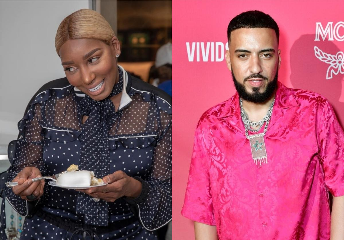 NeNe Leakes French Montana