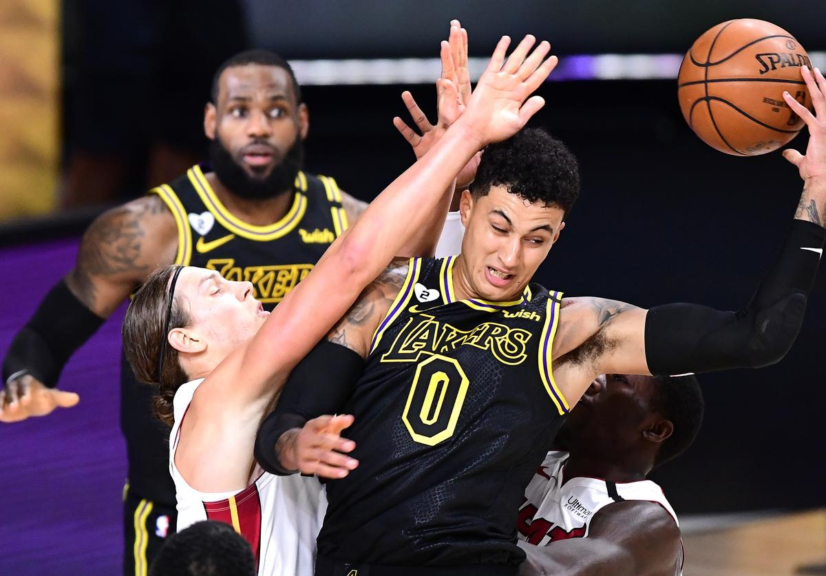 Kyle Kuzma, Lakers, Petition