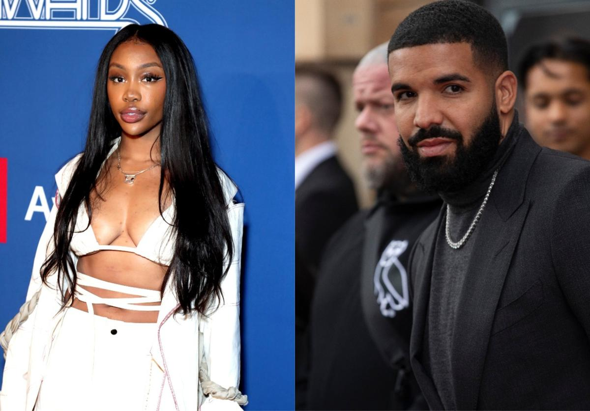 SZA & drake used to date