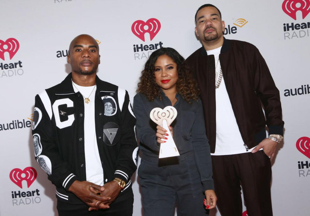 Charlamagne Tha God Big Sean DJ Envy