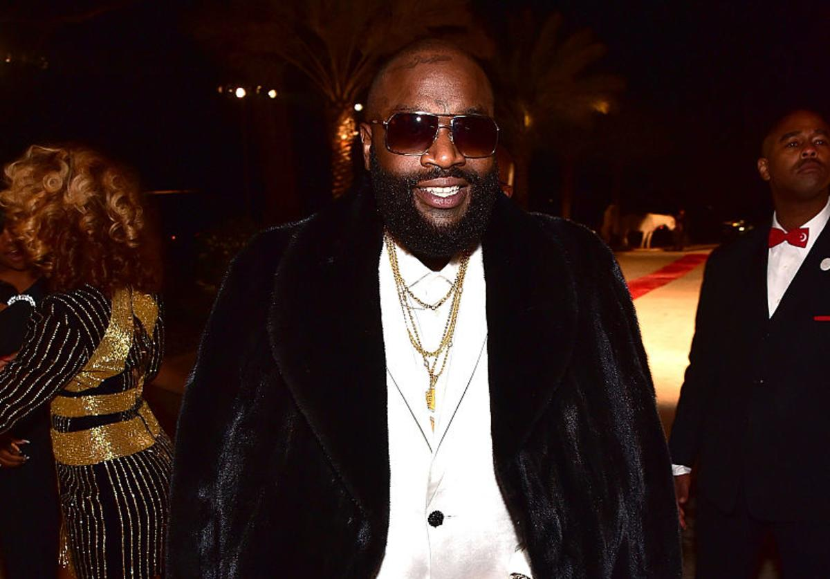 Rick Ross teeth