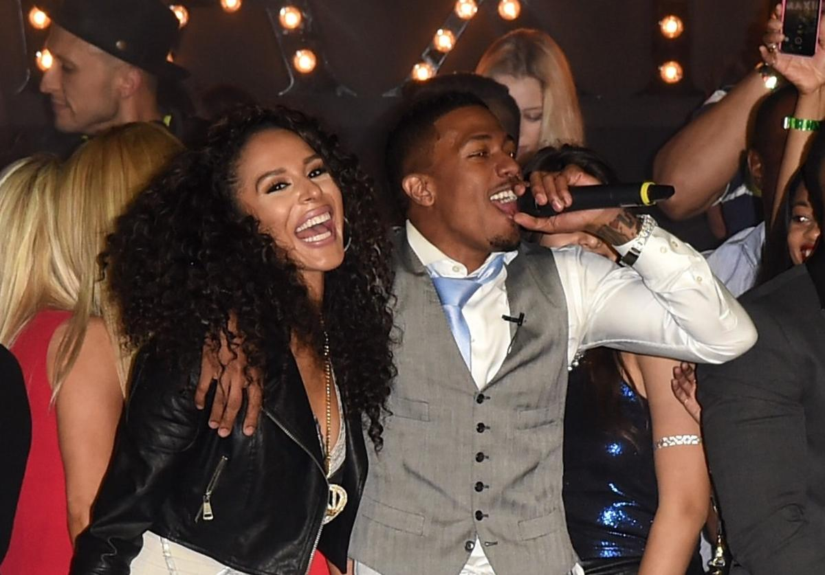 Brittany Bell, Nick Cannon, Pregnancy, Babies