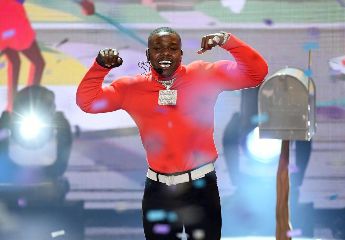 DaBaby, Assault, Hacked, Twitter