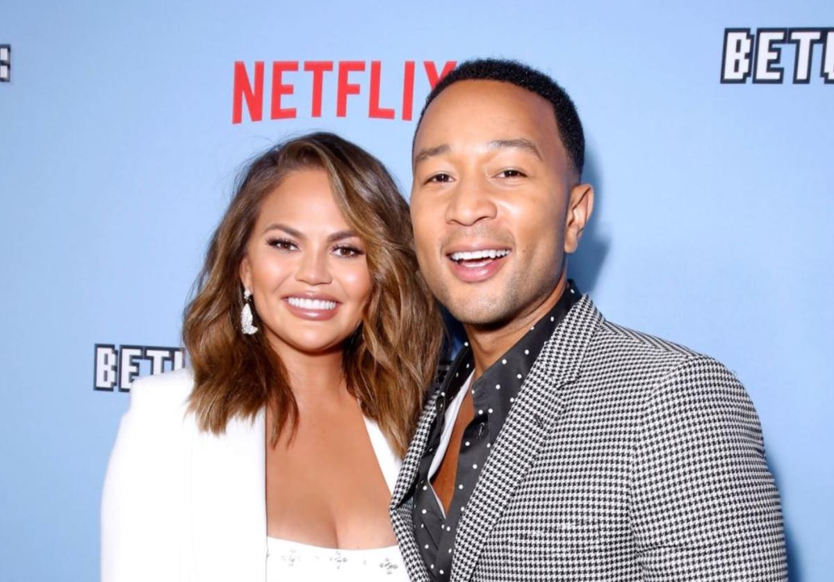 Chrissy Teigen, John Legend, Babies, Jack, Billboard Music Awards, Never Break