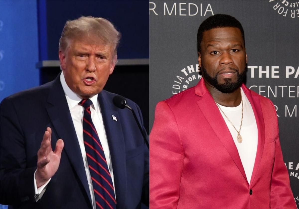 Trump YMCA 50 Cent