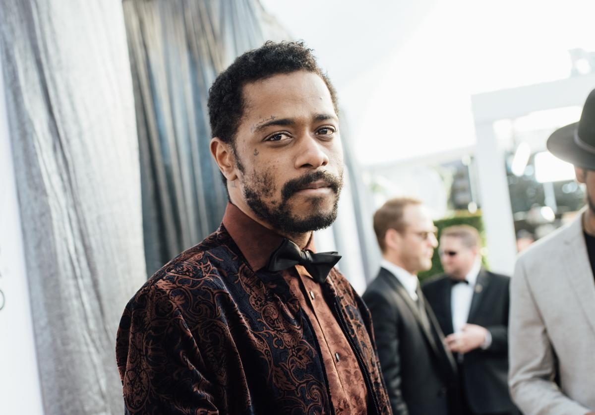Lakeith Stanfield, Kamala Harris, Black Women Vice Presidential Debate
