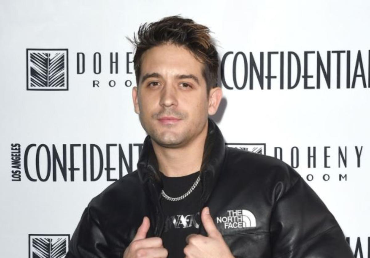 G-Eazy, Ashley Benson, ET, Girlfriend, Couples