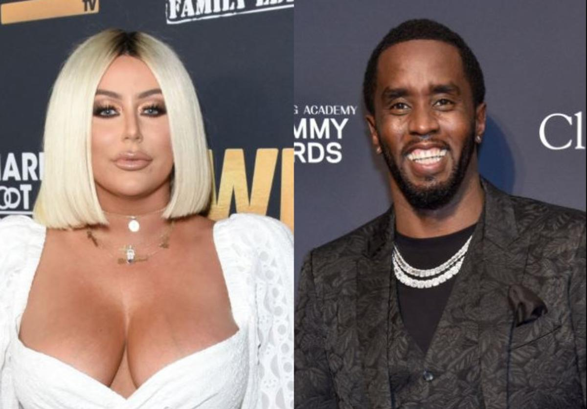 Aubrey O'Day, Diddy, Our Black Party, Politics, Donald Trump