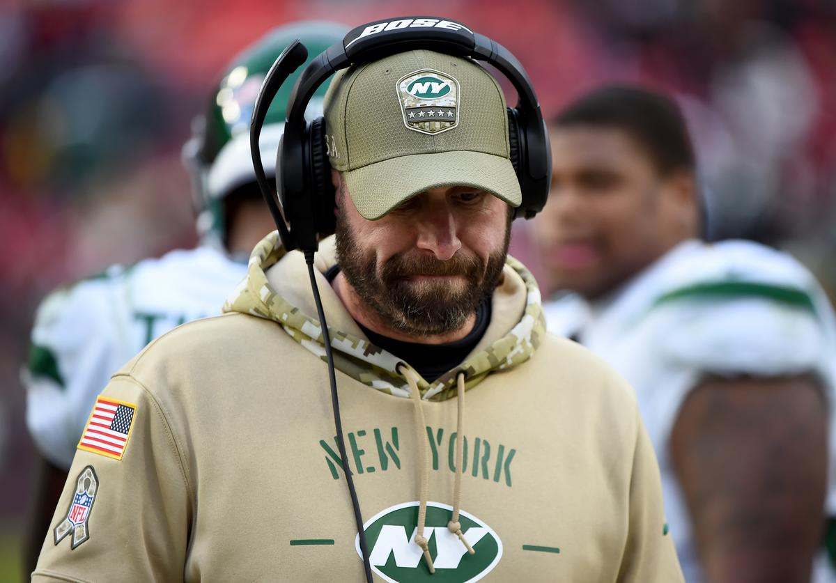 Jets, Adam Gase, Gregg Williams