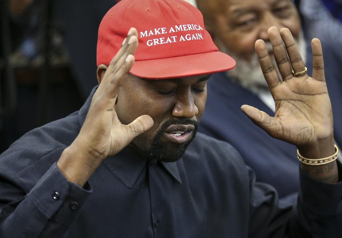 Kanye West/ Presidential Election, 2020 Election