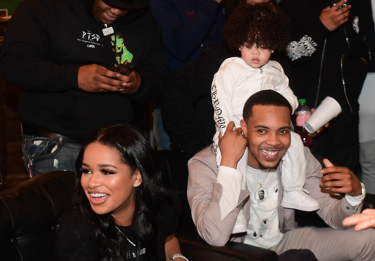 G Herbo Girlfriend Taina possibly Expecting First Child baby together