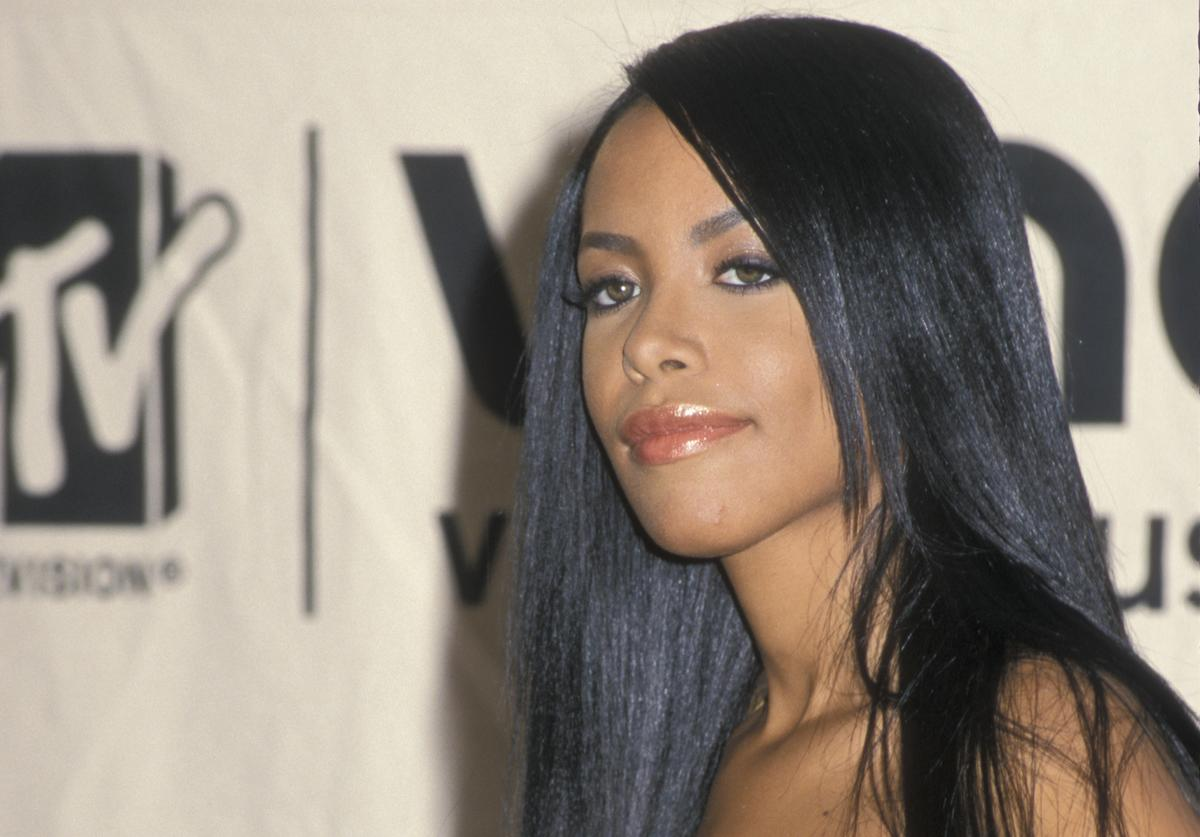 New Aaliyah Biography Book Kathy Iandoli