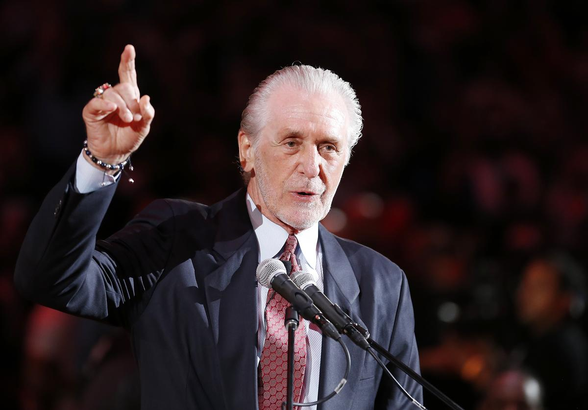 Pat Riley, Heat, Lakers