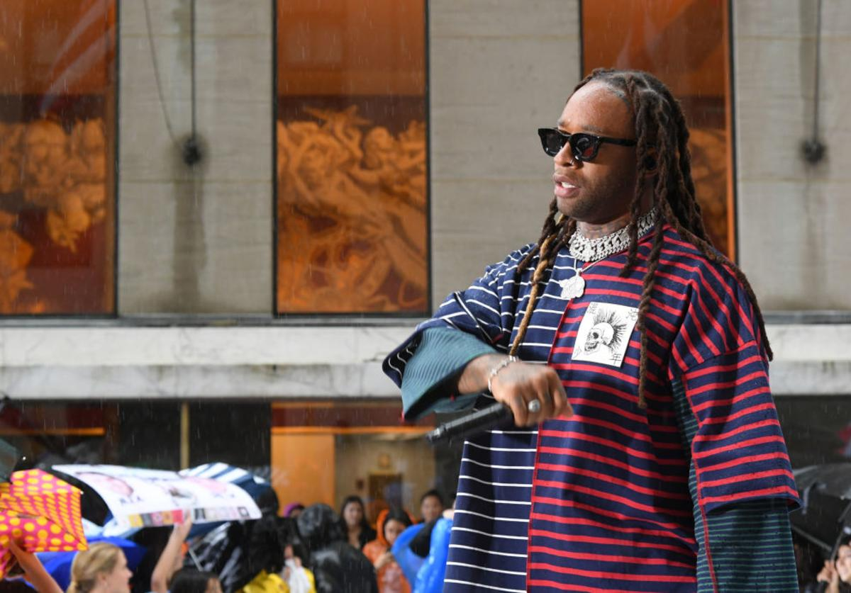 Ty Dolla $ign first week sales
