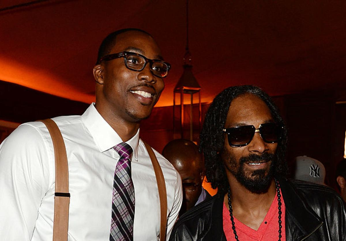 Snoop Dogg Dwight Howard