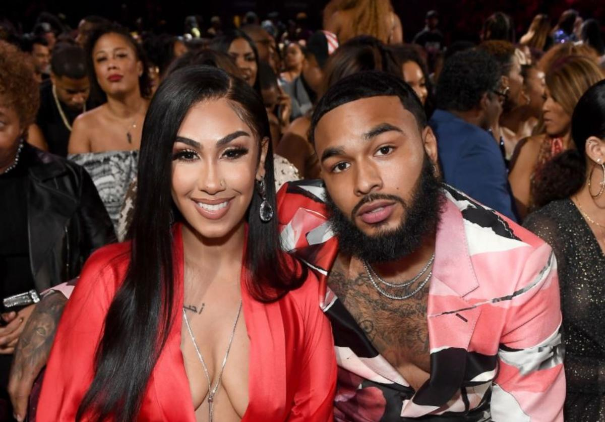 Queen Naija, Clarence White, Chris Sails, Exes,