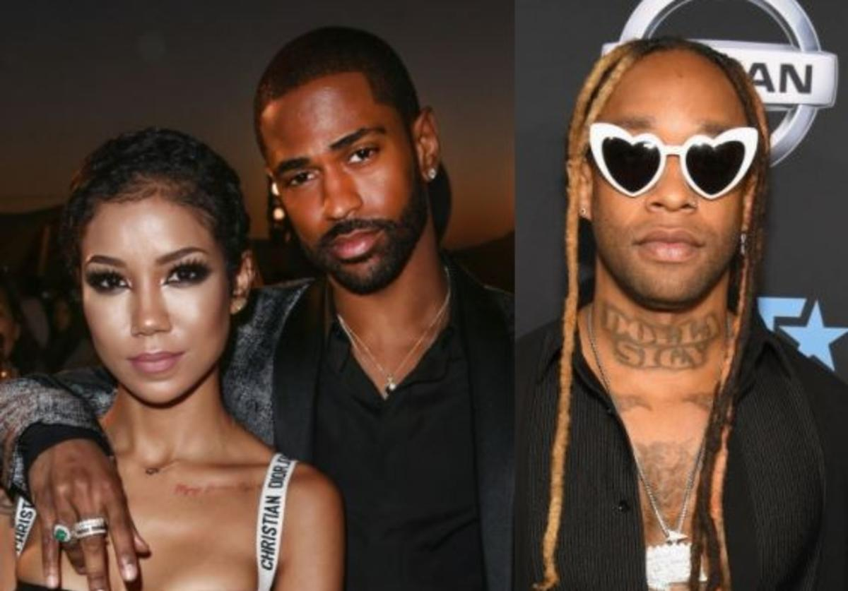 Jhené Aiko, Big Sean, Ty Dolla $ign, BET Hip Hop Awards, Detroit 2, Body Language