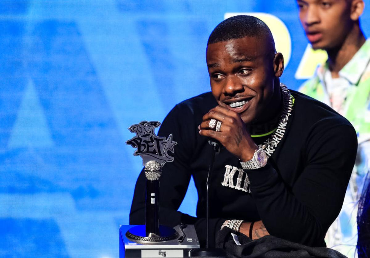 DaBaby BET Hip-Hop Awards