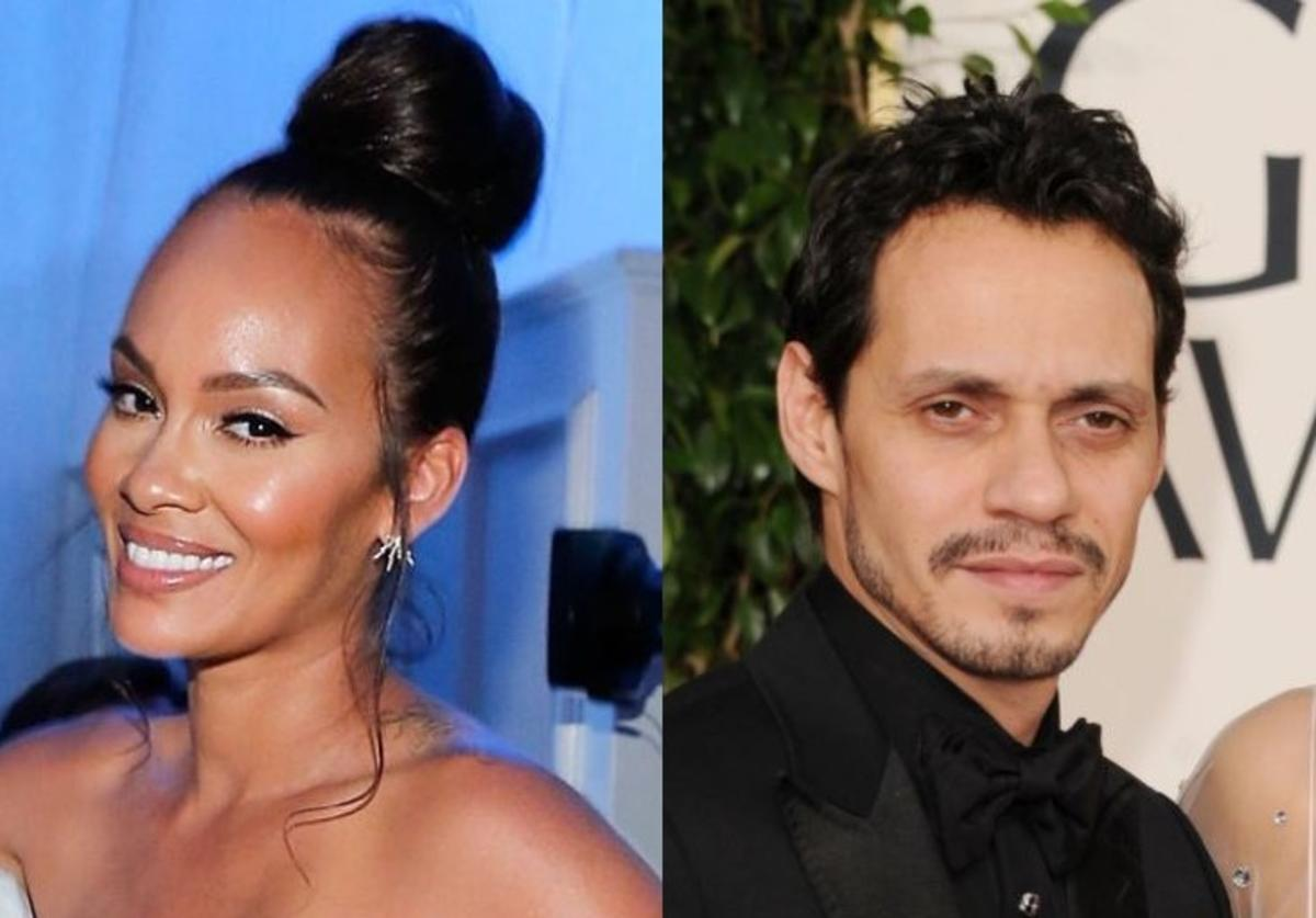 Evelyn Lozada, Marc Anthony