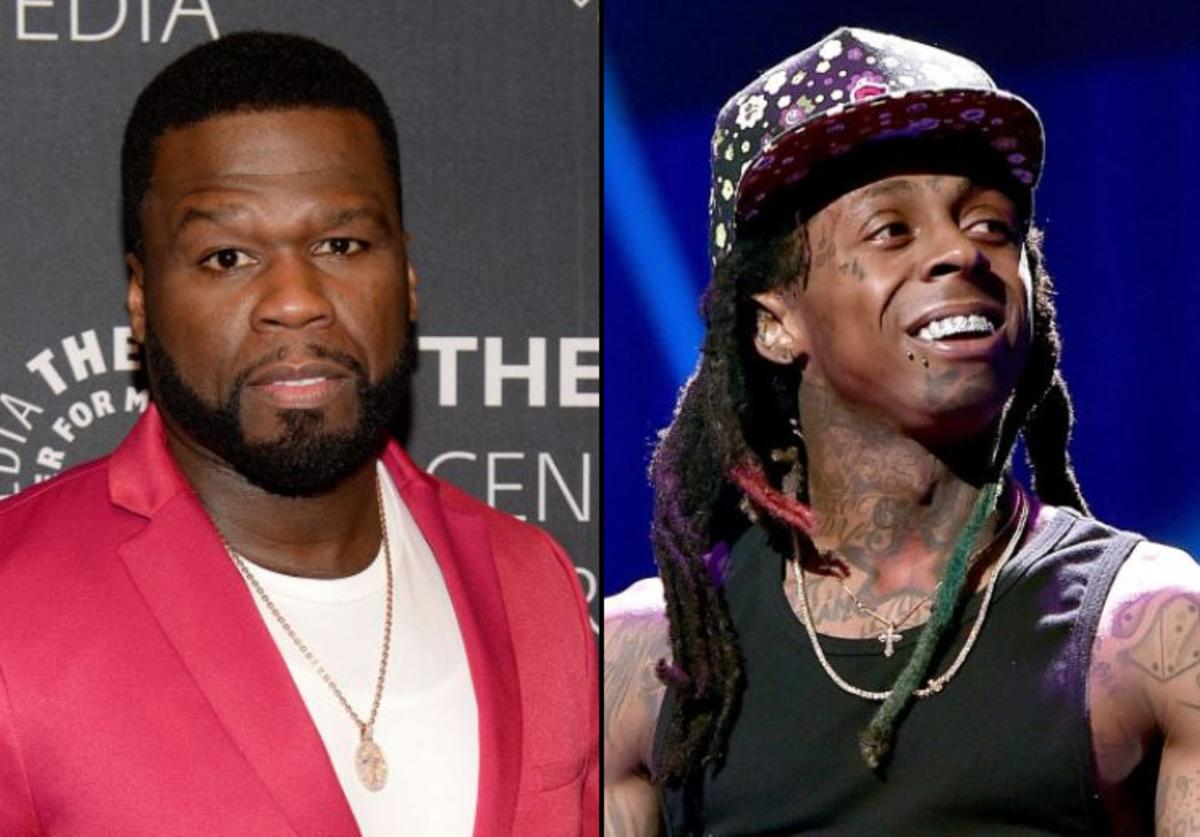 50 Cent, Lil Wayne, Donald Trump, Twitter, Endorsement, Election, BLM
