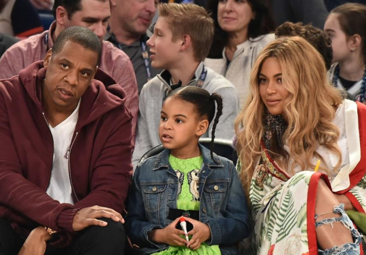 Jay-Z, Blue Ivy, Beyoncé, Matthew Cherry, Hair Love, Audiobook