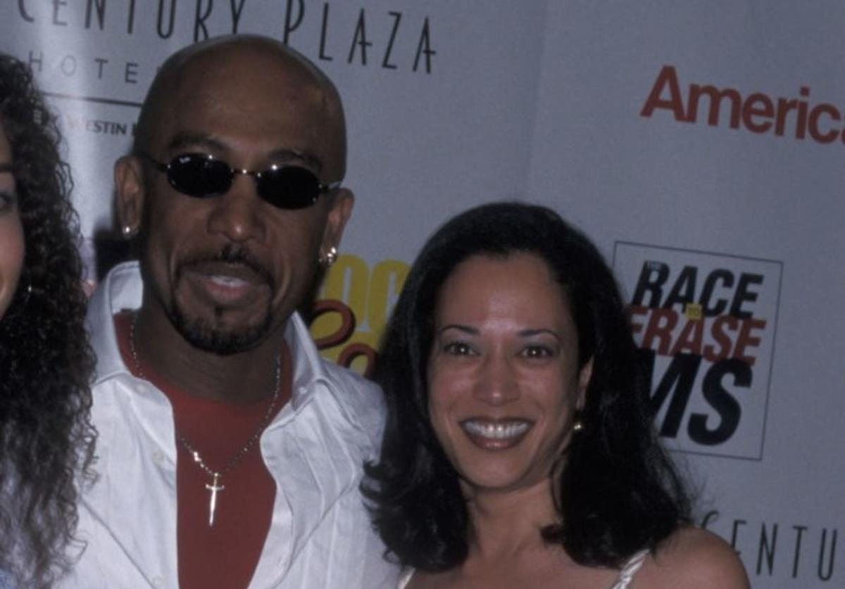 Montel Williams, Kamala Harris, Dating, Twitter, Romance, Vice President