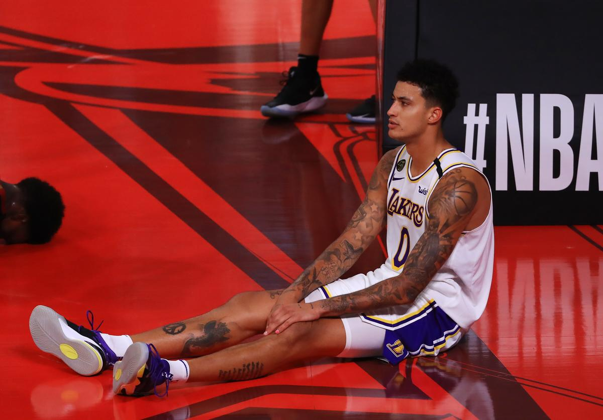 Kyle Kuzma, Lakers, Contract