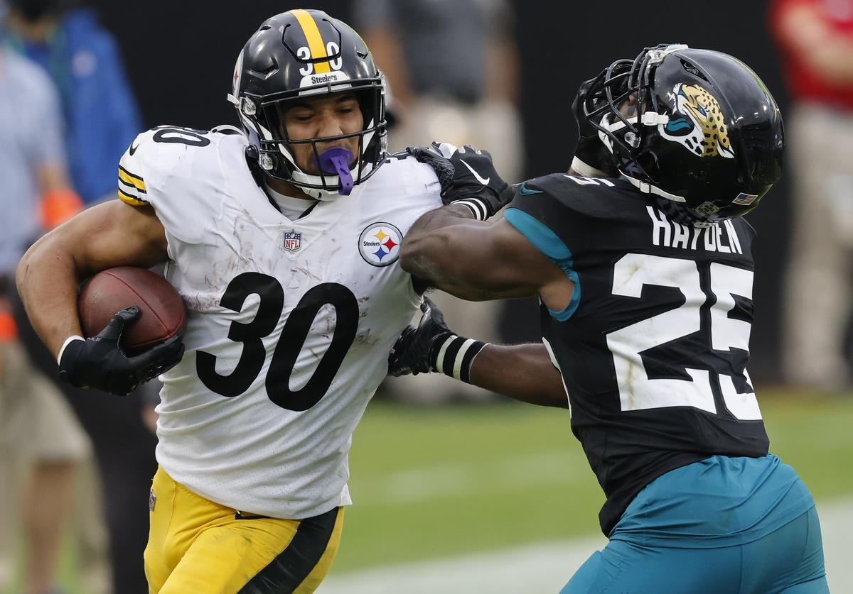 James Conner, COVID-19, Steelers