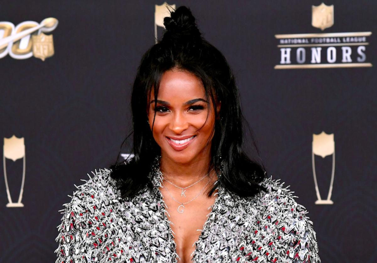 Ciara attends the 9th Annual NFL Honors