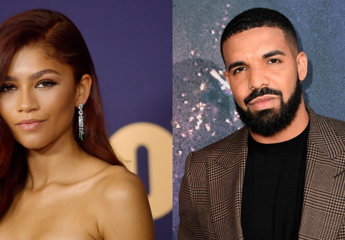 "Zendaya attends the 71st Emmy Awards, Drake attends the LA Premiere of HBO's ""Euphoria"""