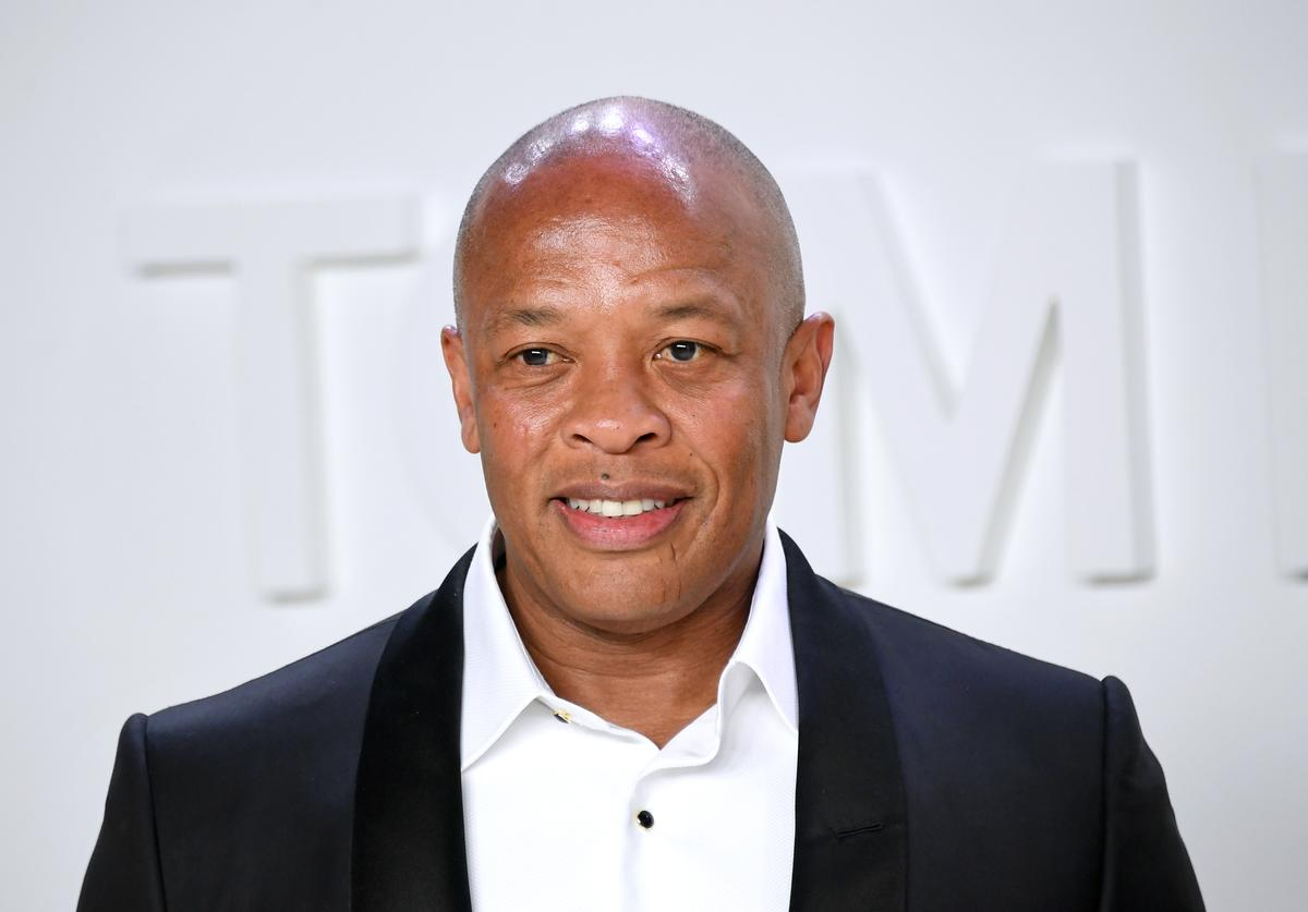 Dr. Dre, LaTanya Young, Daily Mail, Nicole Young, Divorce