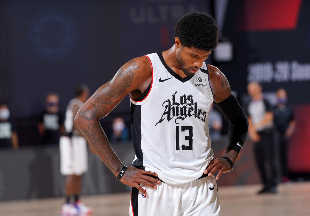 Paul George, Clippers, Retire