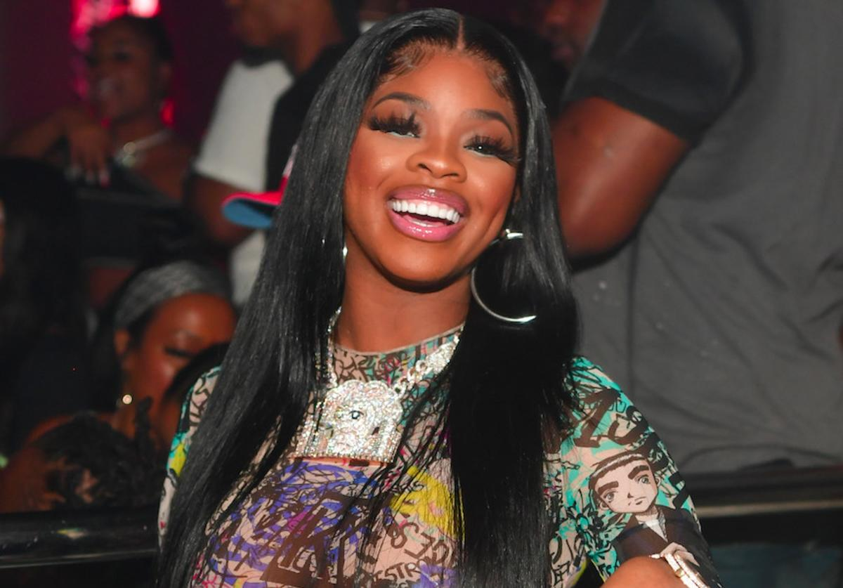 JT of the group City Girls attend The City Girls Labor Day Weekend Takeover