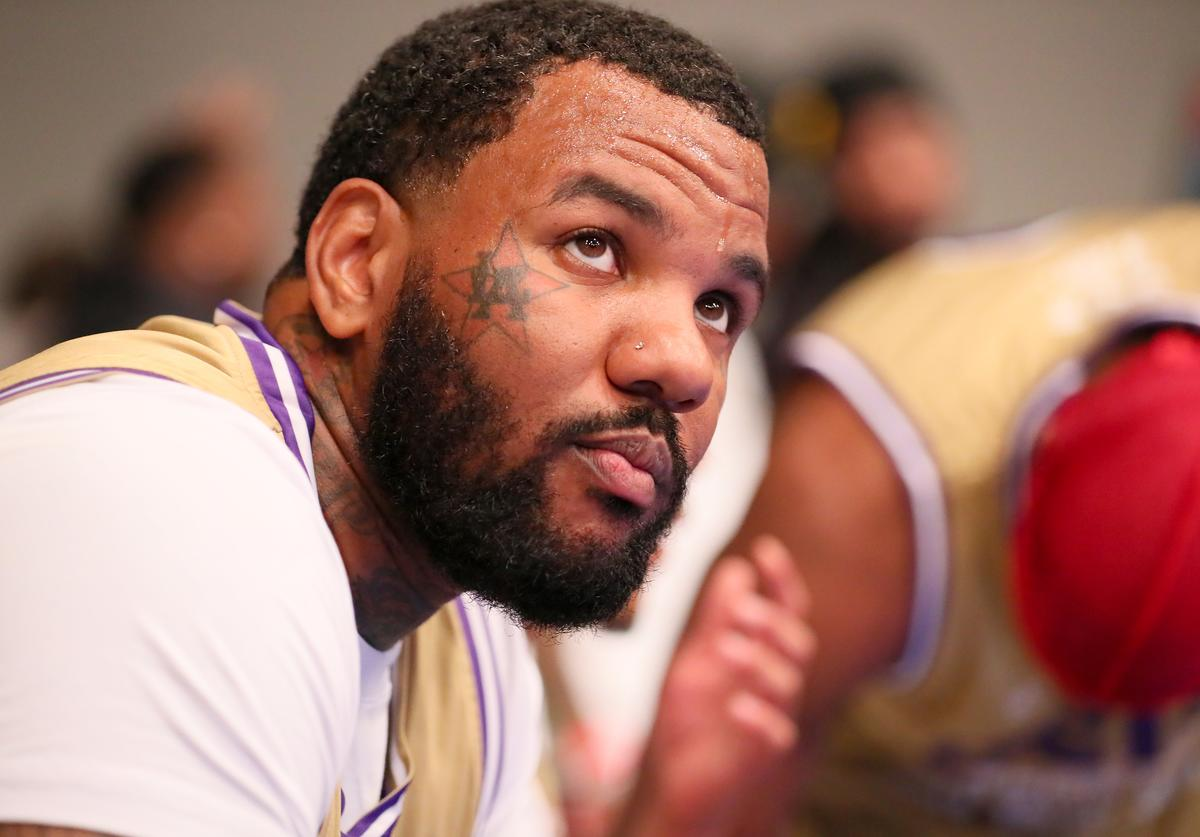 The Game, Advice, Rappers, Death, Arrests