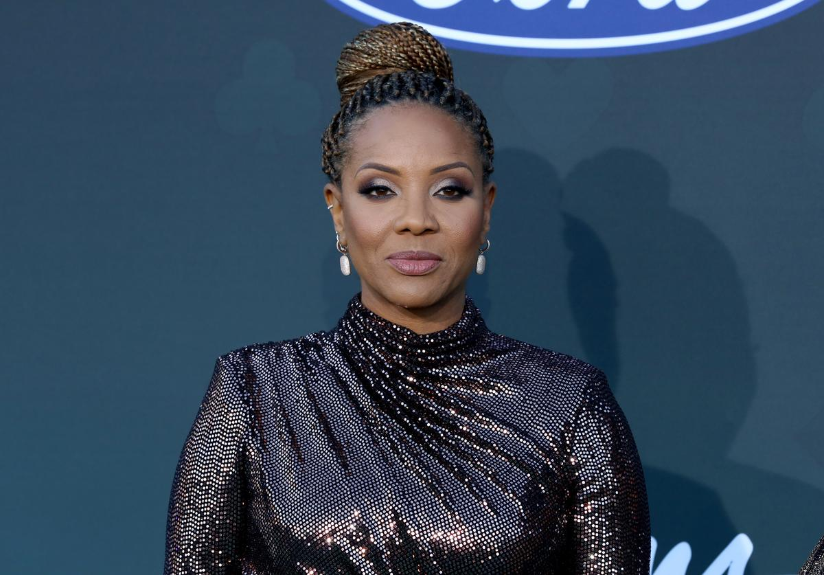 MC Lyte attends the 2019 Soul Train Awards at the Orleans Arena on November 17, 2019 in Las Vegas, Nevada.