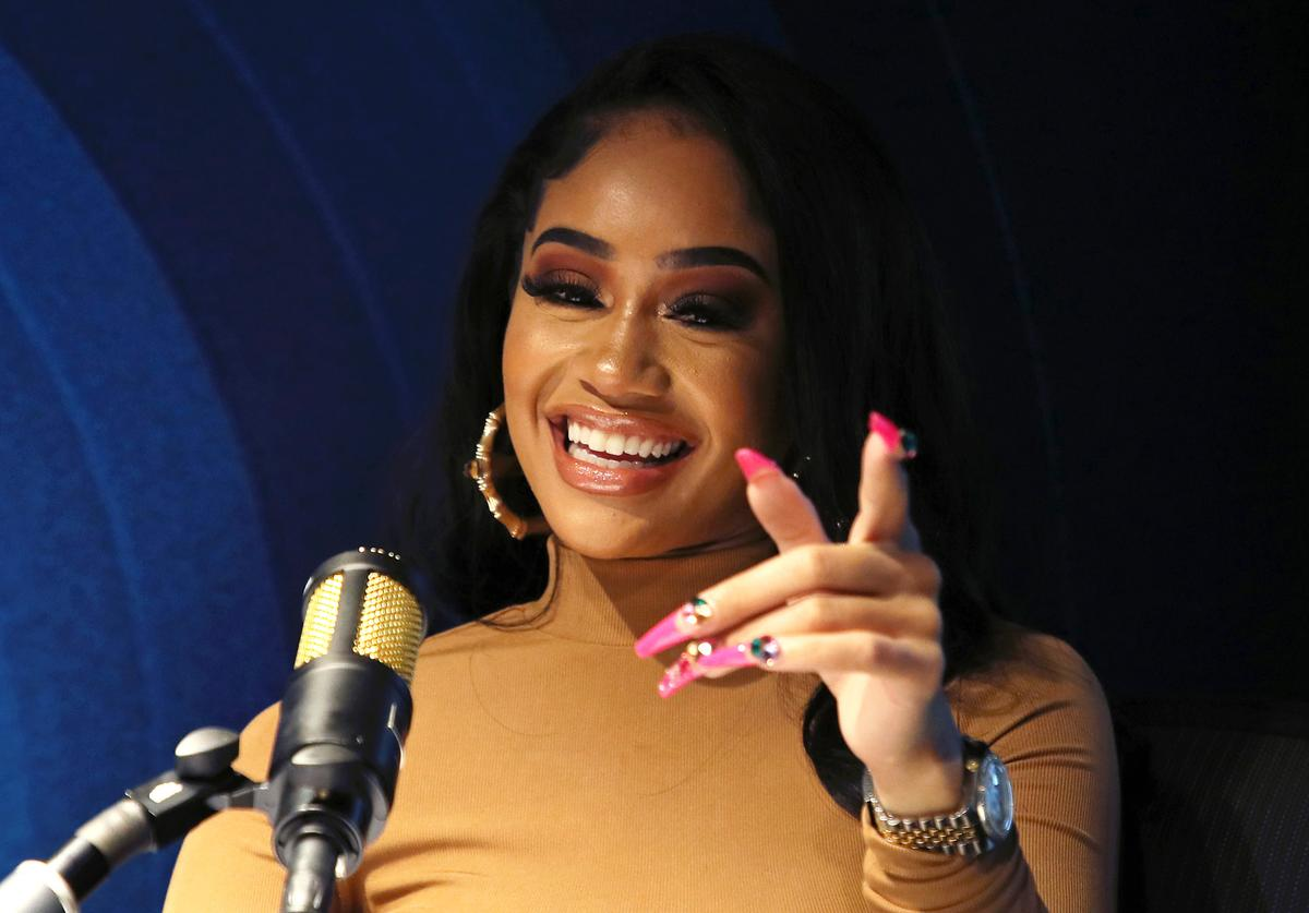 Saweetie Music Video Famous Family