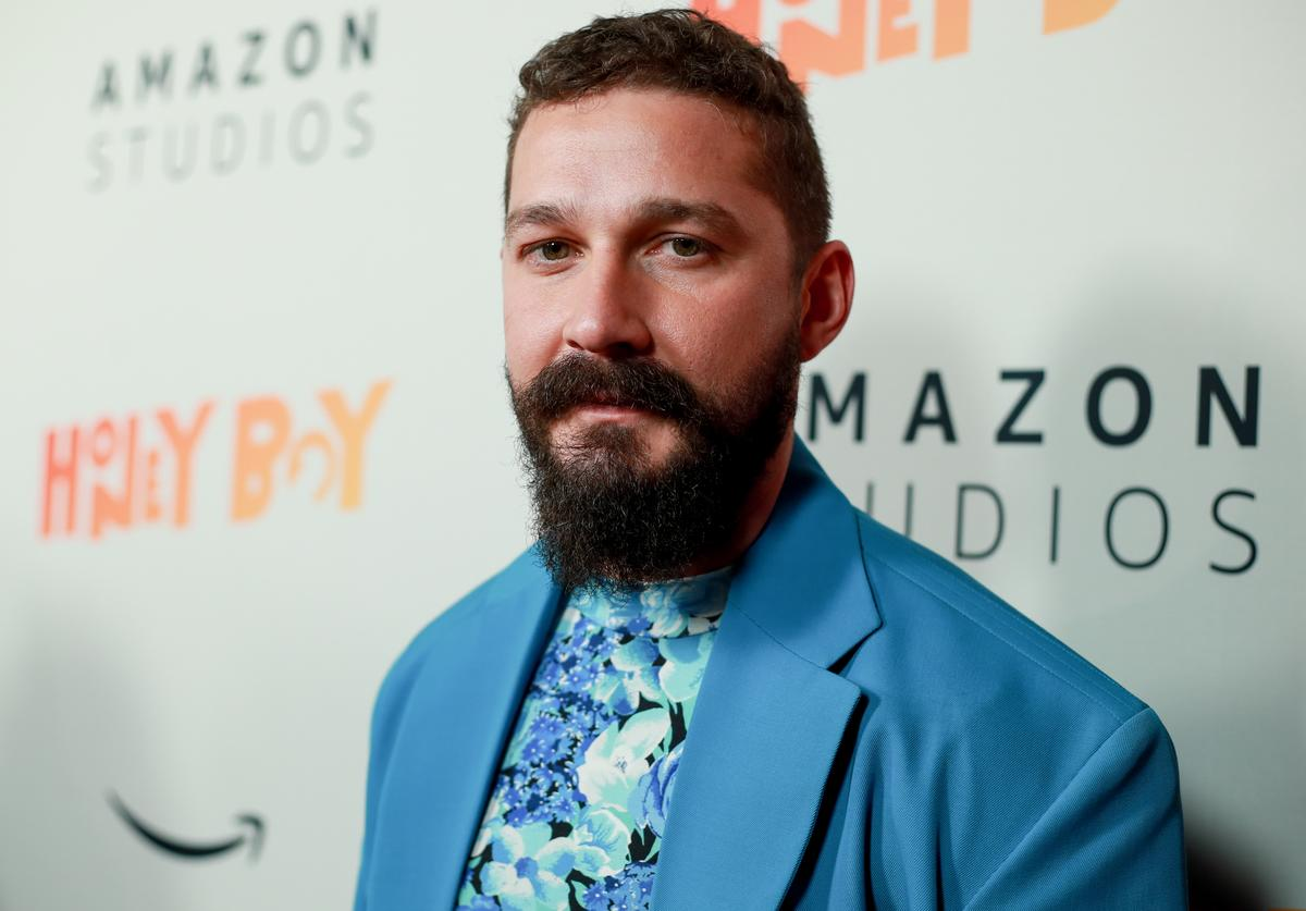 Shia LaBeouf, Treatment,  FKA Twigs