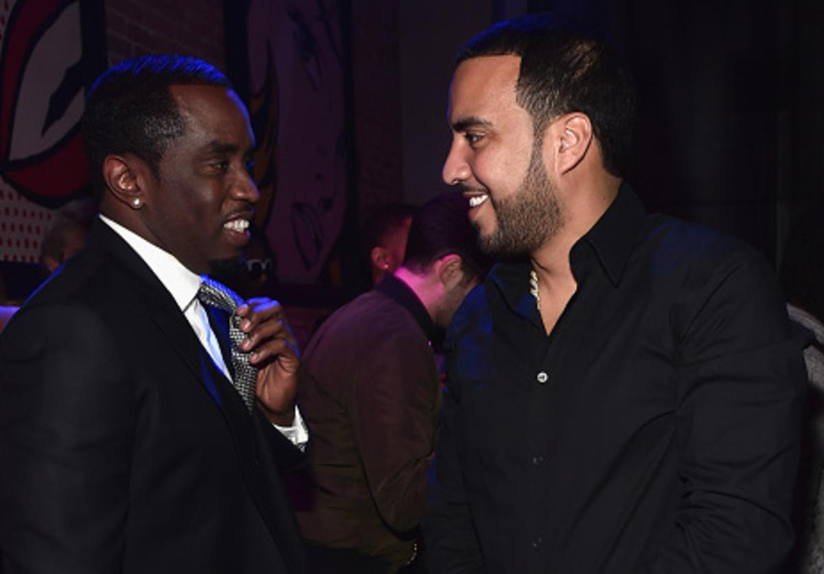 French Montana Diddy The Perfect Match After Party