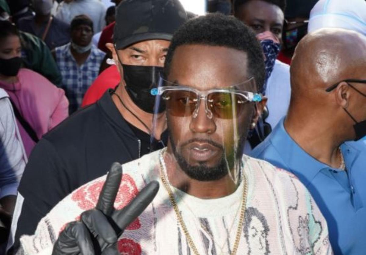 Diddy, Miami, OVertown, Giveaway, Latarcia Brown