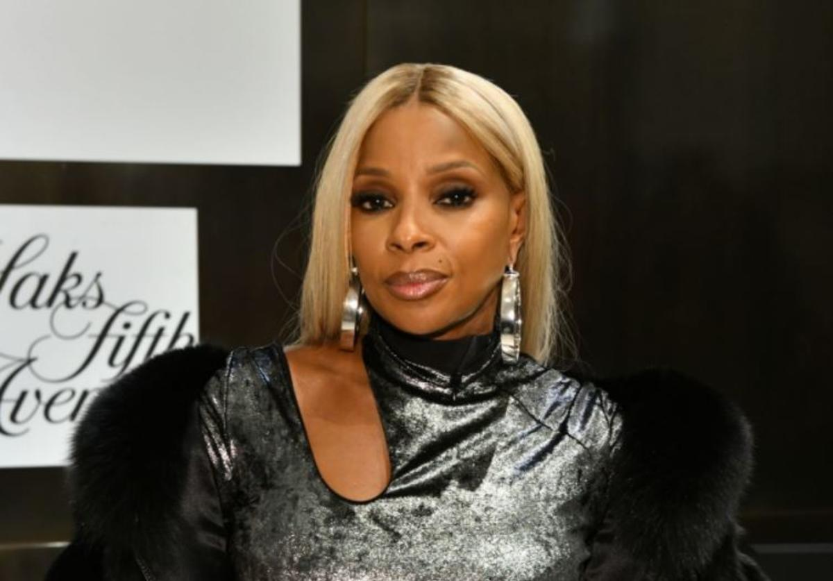 Mary J. Blige, 50, Birthday, Thirst Trap, Bikini